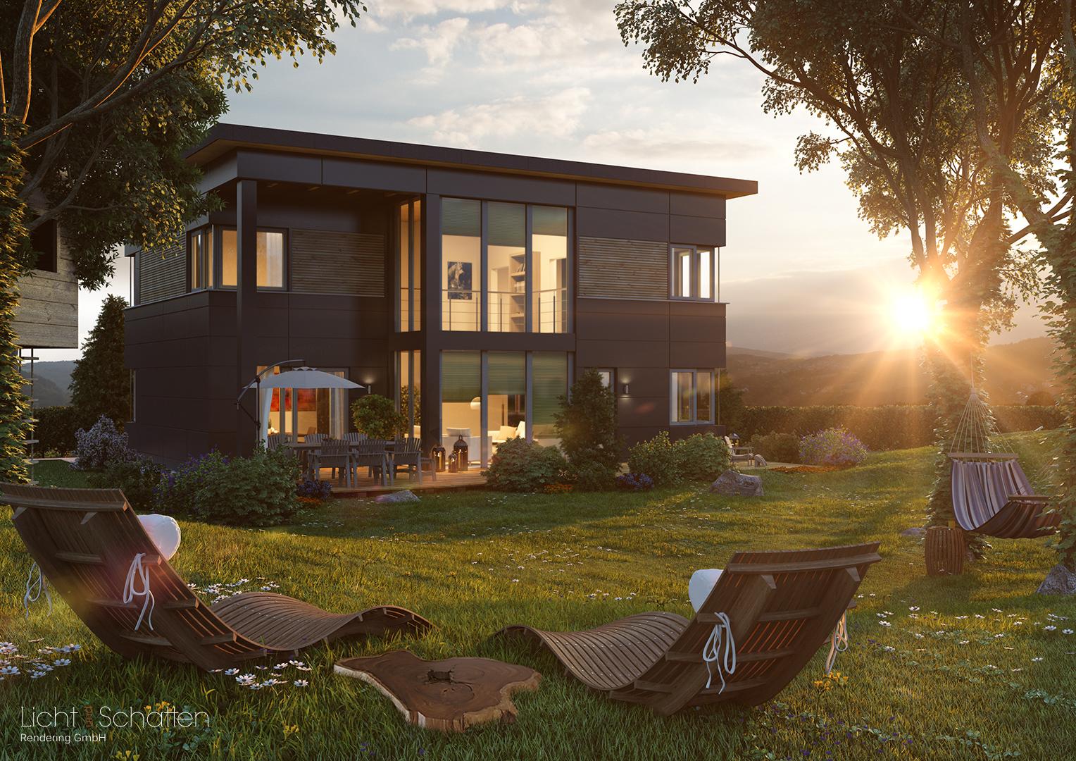 Licht und Schatten Rendering GmbH | Architekturvisualisierung
